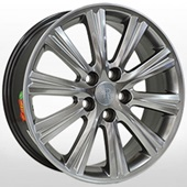 Автомобильный колесный диск R17 5*114,3 LX114 HPB (Lexus, Toyota) - W7.0 Et45 D60.1