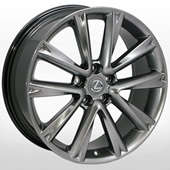 Автомобильный колесный диск R19 5*114,3 LX36 HPB (Lexus) - W7.5 Et35 D60.1