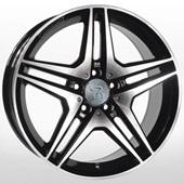 Автомобильный колесный диск R18 5*112 MR96 BKF (Mercedes) - W8.5 Et48 D66.6