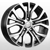 Автомобильный колесный диск R18 5*114,3 Mi136 BKF (Mitsubishi) - W7.0 Et38 D67.1