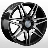 Автомобильный колесный диск R17 5*112 MR100 BKF (Mercedes) - W7.5 Et40 D66.6