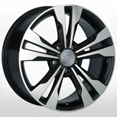 Автомобильный колесный диск R18 5*112 MR131 BKF (Mercedes) - W8.0 Et56 D66.6