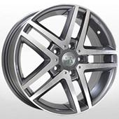Автомобильный колесный диск R16 5*112 MR200 GMF (Mercedes) - W6.5 Et60 D66.6