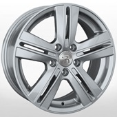 Автомобильный колесный диск R15 5*108 MR210 S (Mercedes) - W6.5 Et44 D60.1