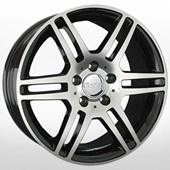 Автомобильный колесный диск R16 5*112 MR66 BKF (Mercedes) - W7.0 Et32 D66.6