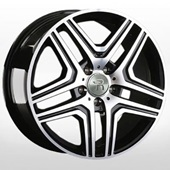 Автомобильный колесный диск R20 5*112 MR67 BKF (Mercedes) - W8.5 Et62 D66.6