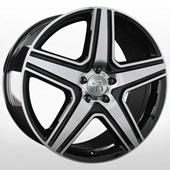 Автомобильный колесный диск R20 5*112 MR72 BKF (Mercedes) - W9.0 Et57 D66.6