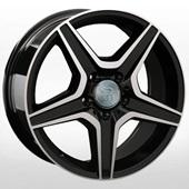 Автомобильный колесный диск R17 5*112 MR75 BKF (Mercedes) - W8.0 Et48 D66.6