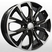 Автомобильный колесный диск R17 5*114,3 MZ93 BKF (Mazda) - W7.0 Et50 D67.1