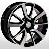 Автомобильный колесный диск R17 5*114,3 NS-4006 MB (Nissan, Renault) - W7.0 Et40 D66.1