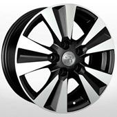 Автомобильный колесный диск R16 5*114,3 NS137 BKF (Nissan) - W6.5 Et40 D66.1