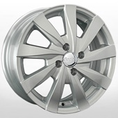 Автомобильный колесный диск R15 4*100 NS169 S (Nissan) - W6.0 Et50 D60.1
