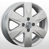 Автомобильный колесный диск R15 4*100 NS43 S (Nissan) - W5.5 Et50 D60.1