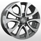 Автомобильный колесный диск R16 5*114,3 NS62 GMF (Nissan) - W6.5 Et40 D66.1