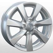 Автомобильный колесный диск R15 4*100 NS74 S (Nissan) - W5.5 Et50 D60.1