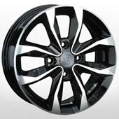Автомобильный колесный диск R15 4*100 NS94 BKF (Nissan) - W5.5 Et45 D60.1