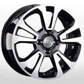 Автомобильный колесный диск R15 4*100 OPL57 BKF (Opel, Chevrolet) - W6.0 Et39 D56.6