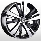Автомобильный колесный диск R18 5*108 PG70 BKF (Peugeot, Citroen) - W7.5 Et54 D65.1