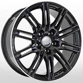 Автомобильный колесный диск R20 5*130 PR12 BKL (Porsche) - W9.5 Et50 D71.6