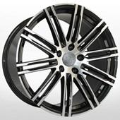 Автомобильный колесный диск R20 5*130 PR13 BKF (Porsche) - W9.5 Et50 D71.6