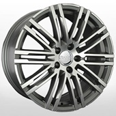 Автомобильный колесный диск R21 5*112 PR13 GMF (Porsche) - разноширокие