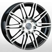 Автомобильный колесный диск R18 5*130 PR14 BKF (Porsche) - W8.0 Et53 D71.6