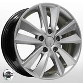 Автомобильный колесный диск R16 5*114,3 RN-4505 HS (Renault, Nissan) - W6.5 Et45 D66.1