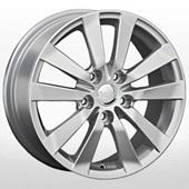 Автомобильный колесный диск R15 5*108 RN156 S (Renault) - W6.0 Et44 D60.1