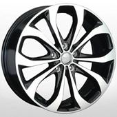 Автомобильный колесный диск R17 5*114,3 RN193 BKF (Renault) - W7.0 Et43 D66.1
