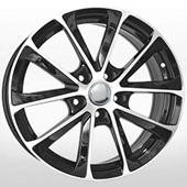 Автомобильный колесный диск R17 5*114,3 RN194 BKF (Renault, Nissan) - W7.0 Et35 D66.1