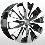 Автомобильный колесный диск R17 5*114,3 SB25 BKF (Subaru) - W7.0 Et55 D56.1