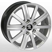 Автомобильный колесный диск R15 5*112 SK-5014 HS (Skoda, VW) - W6.0 Et43 D57.1