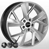 Автомобильный колесный диск R18 5*112 SK-5031 HS (Skoda, VW, Audi) - W7.0 Et43 D57.1