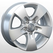 Автомобильный колесный диск R14 5*100 SK10 S (Skoda, VW) - W6.0 Et38 D57.1