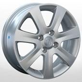 Автомобильный колесный диск R15 4*100 SZ13 S (Suzuki) - W5.5 Et50 D54.1