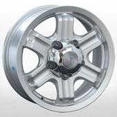 Автомобильный колесный диск R15 5*139,7 SZ17 S (Suzuki) - W6 Et5 D108.1