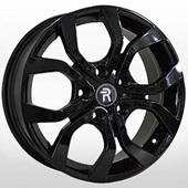 Автомобильный колесный диск R16 5*114,3 SZ53 BK (Suzuki) - W6.5 Et50 D60.1