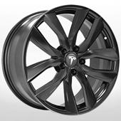 Автомобильный колесный диск R20 5*120 TES981 SB FORGED (Tesla) - разноширокие