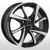 Автомобильный колесный диск R15 4*100 TRW-Z1017 BMF - W6 Et45 D67.1
