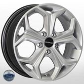 Автомобильный колесный диск R16 5*108 TRW-Z1036 HS (Ford) - W6.5 Et52 D63.4