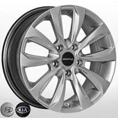 Автомобильный колесный диск R16 5*114,3 TRW-Z1065 HS (Hyundai, Kia) - W6.5 Et45 D67.1
