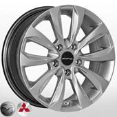 Автомобильный колесный диск R16 5*114,3 TRW-Z1065 HS (Mazda, Mitsubishi) - W6.5 Et45 D67.1