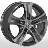 Автомобильный колесный диск R16 5*114,3 TRW-Z1108 DGMF - W6.5 Et45 D67.1