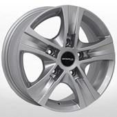 Автомобильный колесный диск R16 5*118 TRW-Z1108 S (Renault, Opel) - W6.5 Et45 D71.1