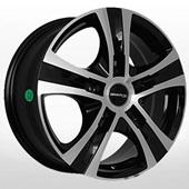 Автомобильный колесный диск R16 5*118 TRW-Z1108 BMF (Opel, Renault) - W6.5 Et45 D71.1