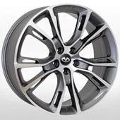 Автомобильный колесный диск R20 5*114,3 TRW-Z1138 DGMF - W8.5 Et35 D67.1