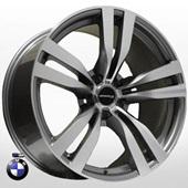 Автомобильный колесный диск R20 5*120 TRW-Z156 DGMF (BMW) - W10 Et40 D74.1