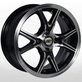 Автомобильный колесный диск R14 4*98 TRW-Z165 BMF - W6 Et35 D58.6