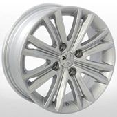 Автомобильный колесный диск R15 4*108 TRW-Z201403 S (Peugeot) - W6.0 Et27 D65.1