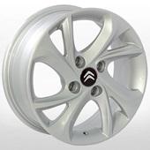 Автомобильный колесный диск R15 4*108 TRW-Z201404 S (Citroen) - W6.0 Et23 D65.1